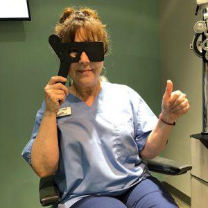 eye doctor zebulon